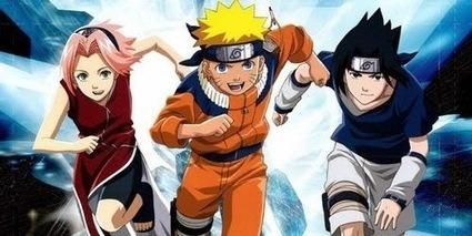 Chile: Naruto llega en junio a ETC.TV | Noticias Anime [es] | Scoop.it