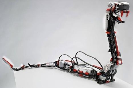 Lego Announces Mindstorms EV3, a More 'Hackable' Robotics Kit | DIY | Maker | Scoop.it