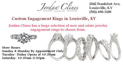 Custom Engagement Rings in Louisville KY   Jewelry Appraised & Purchased Louisville   Scoop.it