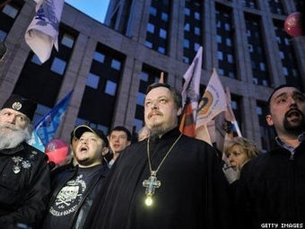 Russian Church Leader Proposes Criminalizing Homosexuality | It has to get better | Scoop.it