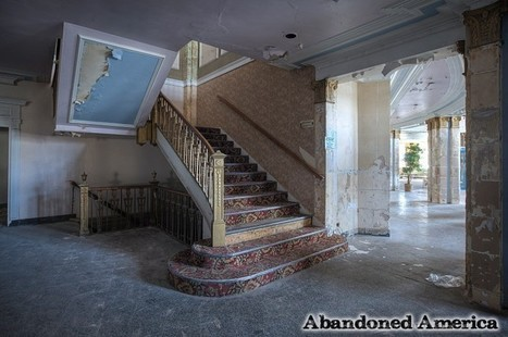 New and Displaced Work photo - Abandoned America | Modern Ruins, Decay and Urban Exploration | Scoop.it