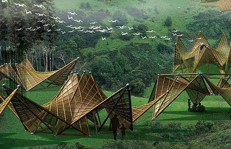 Foldable Houses by Ming Tang | Art Installations, Sculpture, Contemporary Art | Scoop.it