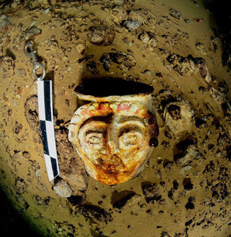 Maya ceramics and mural paintings found in three underwater caves in Mexico | Histoire et Archéologie | Scoop.it