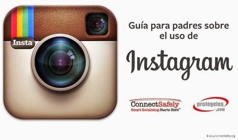 Instagram: Guía para padres sobre su uso y configuración de privacidad | Educación 2.0 | Scoop.it