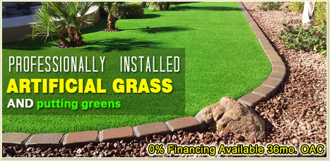 Turf Installation Paradise Valley AZ - Making the best of your backyard | All about choosing the best artificial turf installers in Paradise Valley | Scoop.it