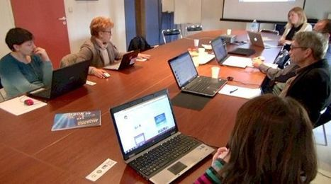 L'E-tourisme dans l'Auxerrois passe par la formation et l'animation numérique - AUXERRE TV | Animation Numérique de Territoire | Scoop.it