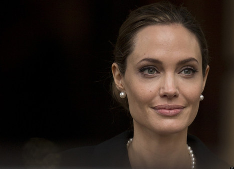 Angelina Jolie Undergoes Preventive Double Mastectomy | Innovative Woman | Scoop.it