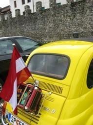 MANCANO SOLO 3 GIORNI: CONFERMATI CINQUECENTISTI DA AUSTRIA, FRANCIA, TRIESTE, TOSCANA, FRIULI E VENETO « Fiat 500 alla conquista del Friuli – Il blog | Fiat 500 | Scoop.it