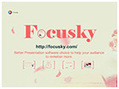 Focusky: applicazioni freemium, creare presentazioni, alternativa a Prezi e Power Point - Free Presentation Software; Publish & Share animated video presentation | AulaMagazine Scuola e Tecnologie Didattiche | Scoop.it