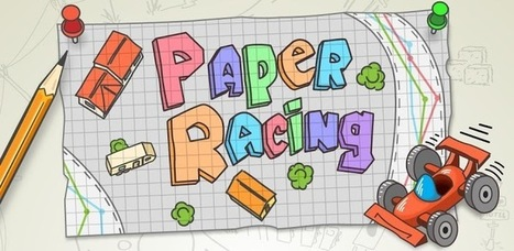 Paper Racing - Android Apps on Google Play | Android Apps | Scoop.it