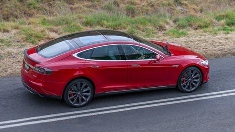 Tesla's Autopilot software upgrade due this week | Sustainable Futures | Scoop.it
