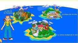 Perla y sus islas favoritas | Español para los más pequeños | Scoop.it