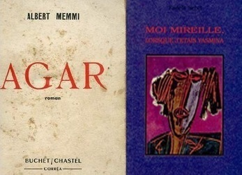 Image(s) du couple mixte dans la littérature comparée : le cas d'Agar (1955) d'Albert Memmi et de Moi Mireille lorsque j'étais Yasmina (1995) de Fadéla Sebti. | Traversées aime et publie sur son site | Scoop.it