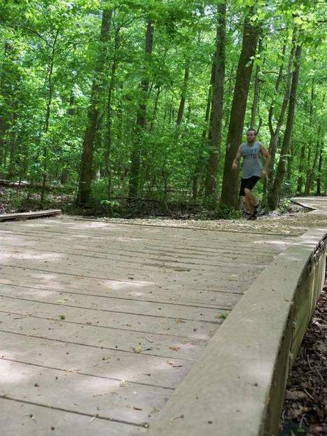 Montgomery County's Rotary Park offers 109 acres of trails for hiking, cycling - Clarksville Leaf Chronicle | RV Camping and Outdoor Fun | Scoop.it