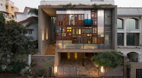 India Art n Design inditerrain: Collage House: the language of Indian ethos! | India Art n Design - Architecture | Scoop.it