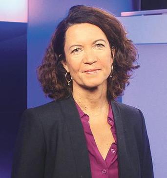Marie-Ève Malouines: «Je suis favorable à la fusion des deux chaînes parlementaires» | DocPresseESJ | Scoop.it
