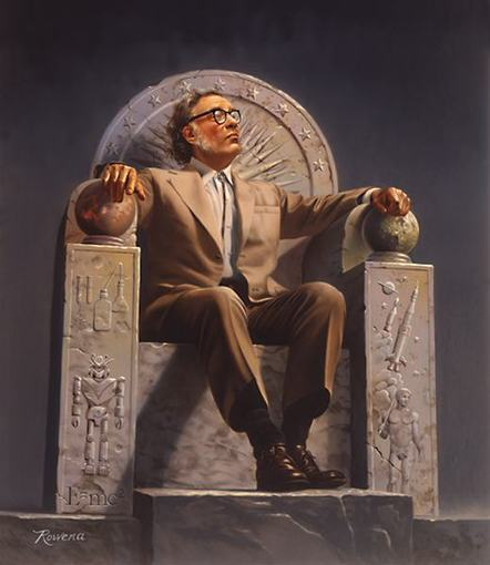 7 reasons why Isaac Asimov is the greatest science fiction writer ever | It's not just an English thing! | Scoop.it