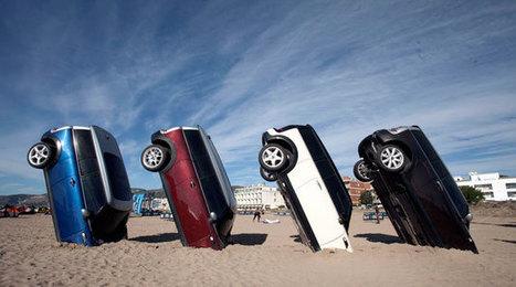 Mini-BMW, una inversión de riesgo en playa, nieve y desierto - Diario Gol   carros bmw   Scoop.it