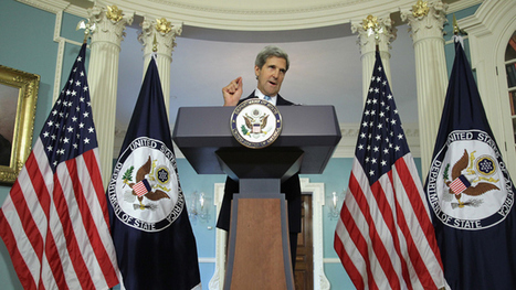 Kerry: 'US tests show sarin used in Syria chemical attack' #HeKnowsAlqaeda | Saif al Islam | Scoop.it