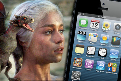 3D-printed iPhone gear stirs Game of Thrones copyright clash - The Age | Peer2Politics | Scoop.it