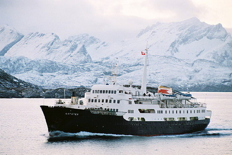 Hurtigruten : 50 ans de navigation pour le MS Lofoten | Hurtigruten Arctique Antarctique | Scoop.it