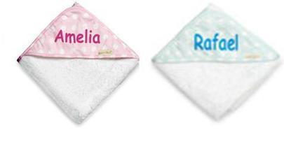 Let Your Tiny Tot Experience the Utmost Comfort with Hooded Towel | Named Personalised Baby & Kids Gift | Scoop.it