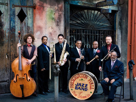 'Oh Yeah!' Tour Brings New Orleans Legends Together for the First Time | Preservation Hall Band | Scoop.it