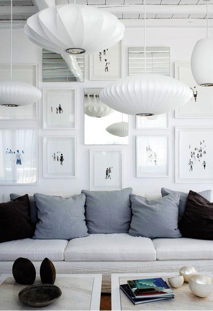 { Voyages } Une magnifique maison d'hôtes à Mykonos | DecoCrush blog déco, idées déco | décoration & déco | Scoop.it