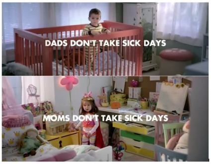 Dads in Ads: Are Times Changing? » Sociological Images | Sociological Imagination | Scoop.it