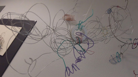 PreKandKSharing: CREATIVITY and WIRE SCULPTURES | Early Years Education | Scoop.it
