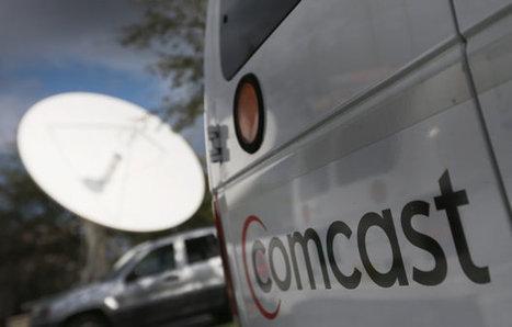 Comcast has 'no plans' for internet caps despite testing them | mass-media | Scoop.it