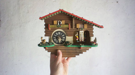 Vintage Cuckoo Clock | Chummaa...therinjuppome! | Scoop.it