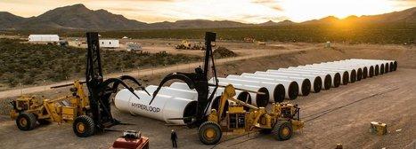Un duel entre fondateurs assombrit l'avenir d'Hyperloop | great buzzness | Scoop.it