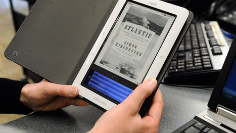 'Social reading' the next phase of e-book revolution - Technology & Science - CBC News | eBooks in Libraries | Scoop.it