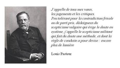 La conscience et l'esprit pasteuriens | Institut Pasteur de Tunis-معهد باستور تونس | Scoop.it