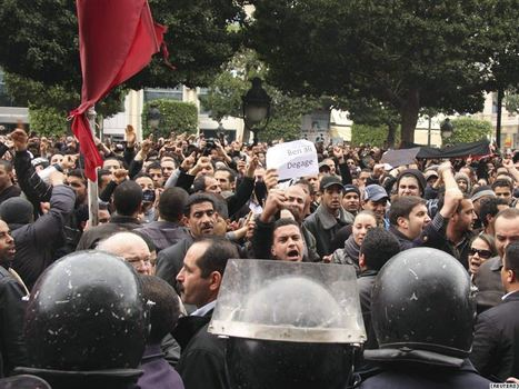 Tunisia sets the tone for the year   Coveting Freedom   Scoop.it