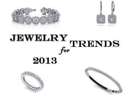 Diamond Jewelry Trends Christmas 2013   PRLog   How to Choose Perfect Diamond Ring For Mens   Scoop.it