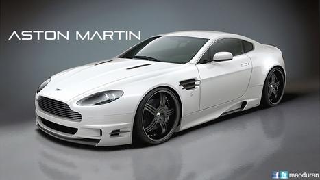 Aston Martin | Racing is in my blood | Scoop.it
