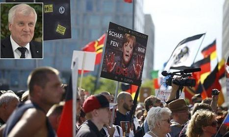 Thousands of German protesters call for Merkel to resign on streets | Conflict Transformation | Scoop.it
