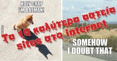 Τα 10 καλύτερα αστεία sites στο internet | madlink | Scoop.it