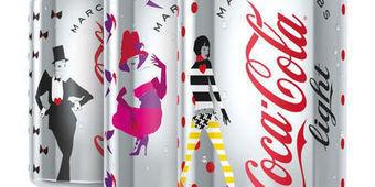 Coca-Cola dévoile ses canettes Marc Jacobs | Paris | Scoop.it