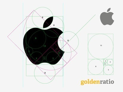 Does the Apple logo really adhere to the golden ratio? | What's new in Visual Communication? | Scoop.it