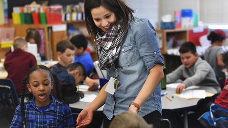 Spanish to English, English to Spanish: Minnesota's dual-language... | ¡CHISPA!  Dual Language Education | Scoop.it