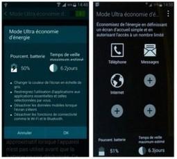 Tutoriel du Galaxy 5 - Economiser la batterie | MonPcPro | Télephonie mobile et nouvelles technologies | Scoop.it
