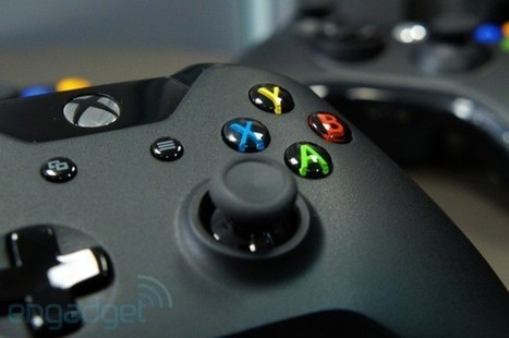 Xbox at Gamescom 2013: a focus on games big and small - Engadget | Appimize Studio | Scoop.it
