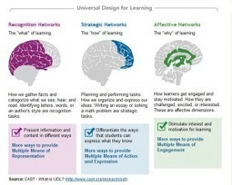Universal Design for Learning (UDL) and Digital Tools and Texts ... | Consulting Teacher Resources | Scoop.it