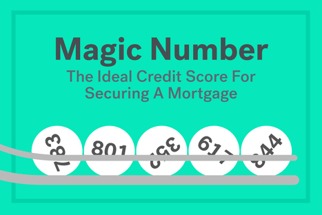 The Perfect Credit Score For Securing A Mortgage – Money Matters – Trulia Blog | Your Money | Scoop.it