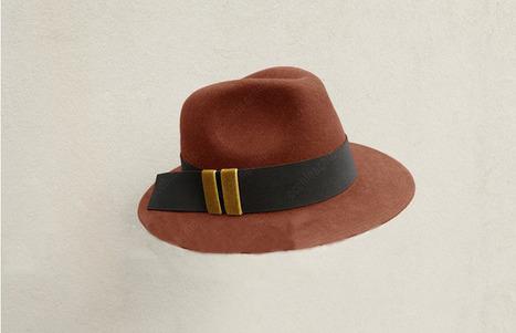 Vintage Wide Flat Wool Women Hat Fashion Jazz Hat -US$ 38.29 | women fashion accessories | Scoop.it