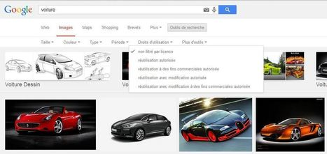 Google Image permet de trouver des images libre...   rédaction web   Scoop.it