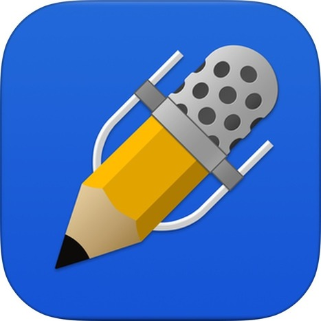 Notability is the Free App of the Week | Best iPhone Applications For Business | Scoop.it